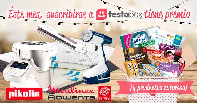 Imagen promo TestaBox PDA producto año 2017