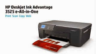 in addition to re-create everyday documents amongst this compact in addition to affordable HP All Download Driver Printer HP Deskjet 3525