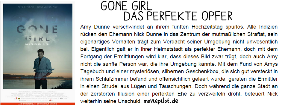 gone girl buch