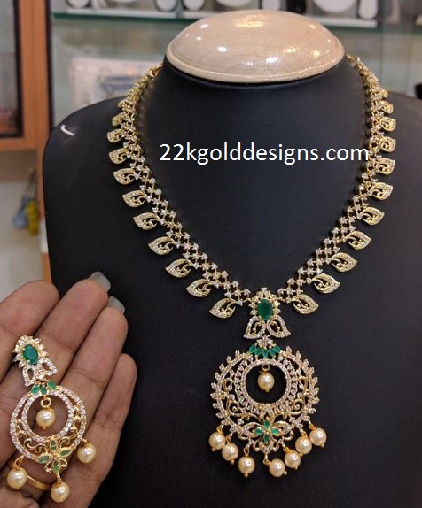 Rs 1780 One Gram Gold Necklace