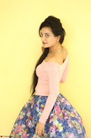 Janani Iyyer in Skirt ~  Exclusive 105.JPG