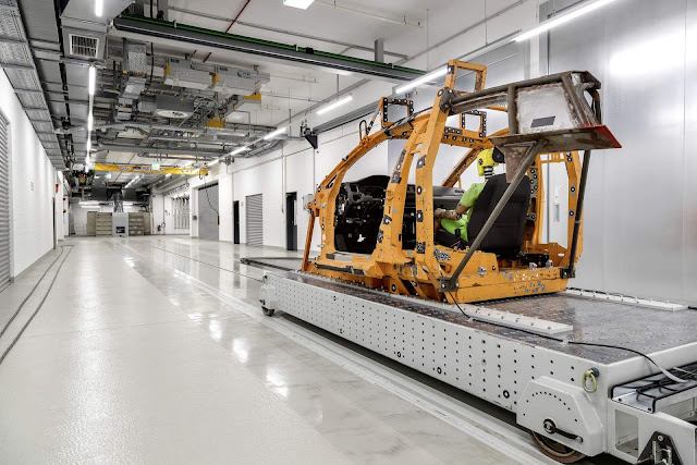 Volkswagen fará crash test a 100 Km/h em nova instalação