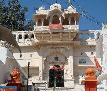 Ajmer, Rajasthan, Brahma Temple, Ajmer Collector, Gaurav Goyal