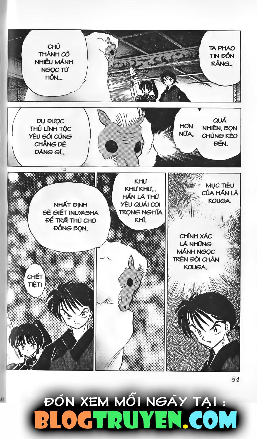 Inuyasha vol 15.5 trang 9