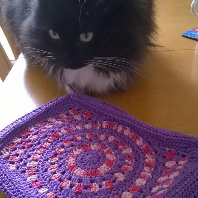 Tina's Allsorts, Freestyle Purple Bag