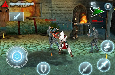 Download Assasins Creed Altair Chronicles Highly Compressed 97Mb Apk + Obb Data