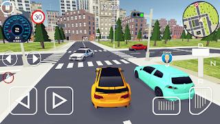 Driving School 3D Mod