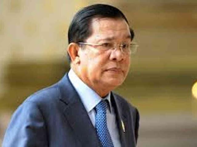 Hun Sen Tidak Ada Ancaman Dominasi China di Kamboja
