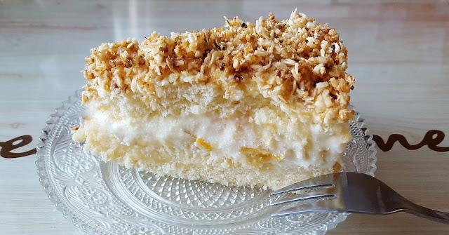 Ciasto Biała Dama.