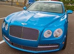 Modern Bentley at Robison Service