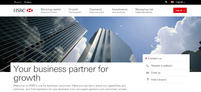 leading commercial and business bank