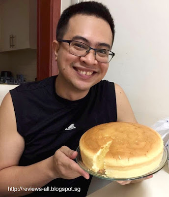 Japanese Cotton Cheesecake Easy-Peasy Recipe