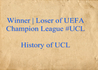 uefa, champions, league, ucl, european cup, winning teams,winners, champions, table,  list, by year.