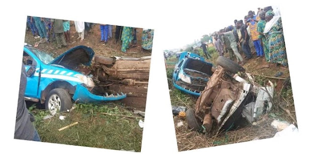 Many Death Casualties as FRSC Officials Chase Driver, Passengers in Ibadan