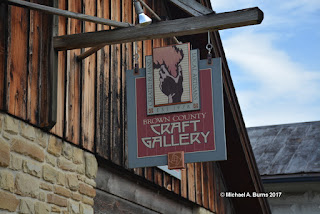 Brown County Craft Gallery in Nashville Indiana