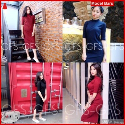GFSH0559055 Setelan Clareta Keren Terbaru Dress BMG
