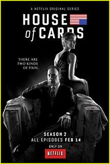 House of Cards Temporada 2 Online