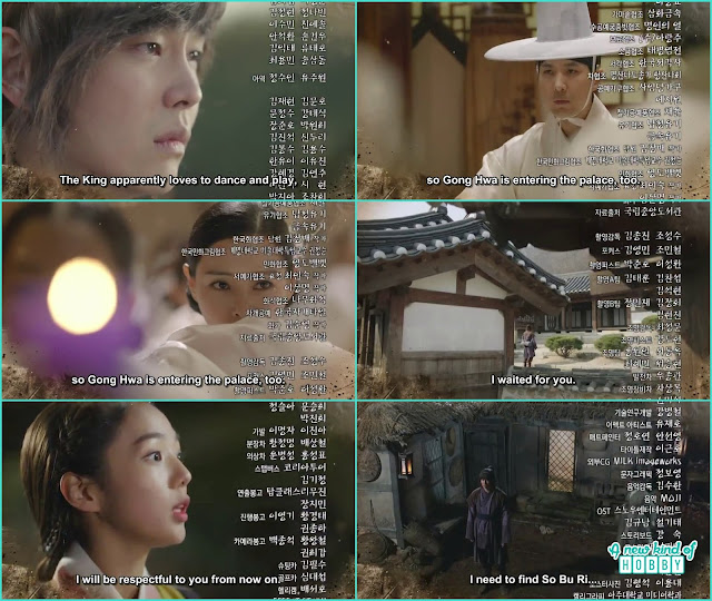 the singer kiseng leave gil dong and went to the palace -  Rebel: Thief Who Stole the People: Episode 8 Preview