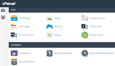 mengatasi disk usage hosting penuh