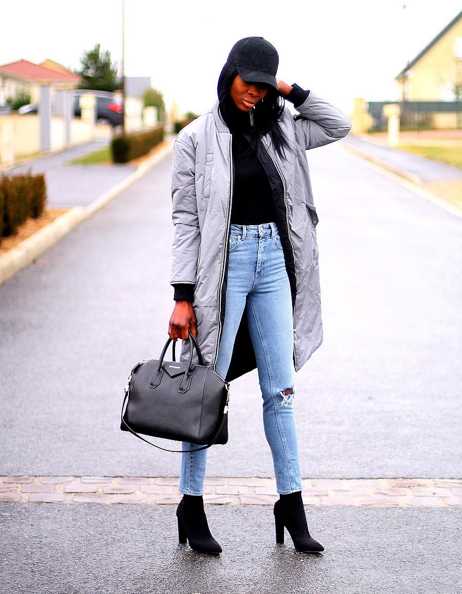 jeans-mom-doudoune-reversible-sac-givenchy-antigona-sock-boots-yeezy-public-desire