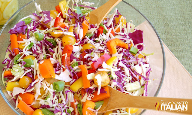 Summer Cole Slaw
