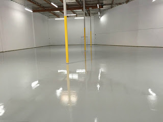 epoxy flooring solo