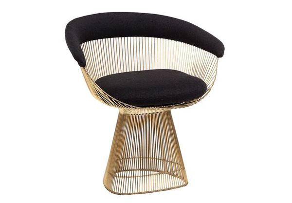 chaise platner