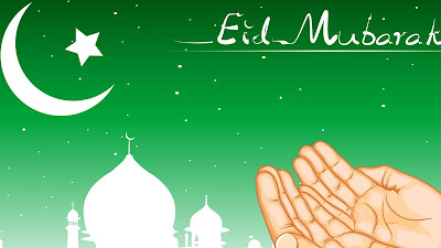 Happy Eid Mubarak Latest HD Picture