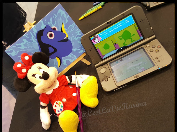 The Magic of Nintendo's Disney Art Academy