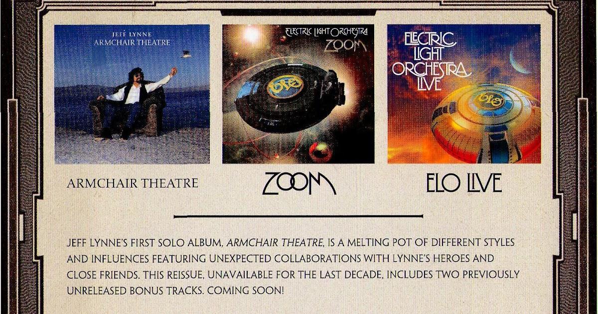 Elobeatlesforever Elo Amp Jeff Lynne New Releases Coming