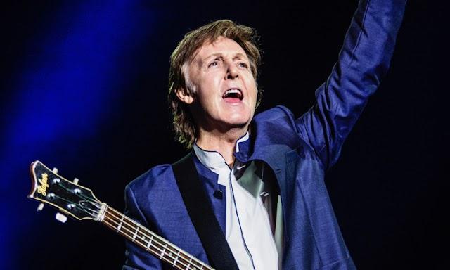 "Prepare-se para a chegada de Paul McCartney ao Brasil vendo os bastidores da ""The Freshen Up Tour"""