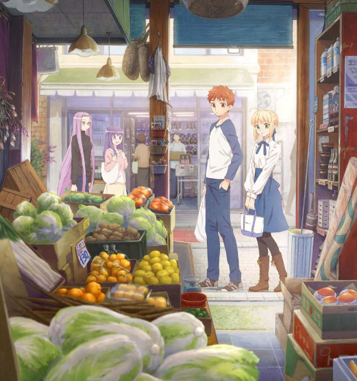 Emiya-San Chi No Kyou No Gohan Subtitle Indonesia Batch File