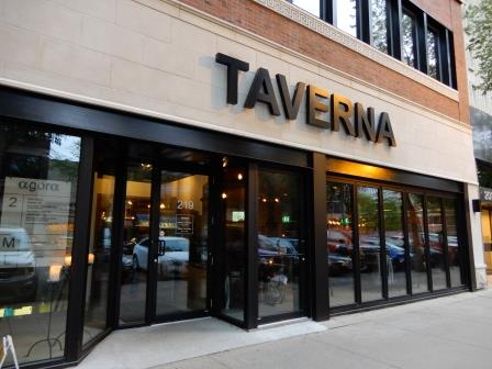 I Had Supper This Evening At Taverna Italian Kitchen It Came Highly Recommend By My Client