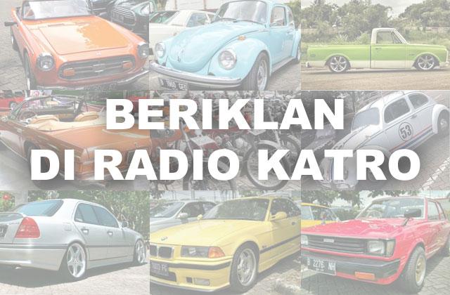 Beriklan di Radio Katro