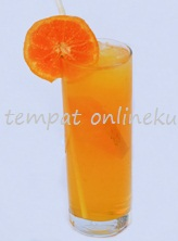 resep orange squash