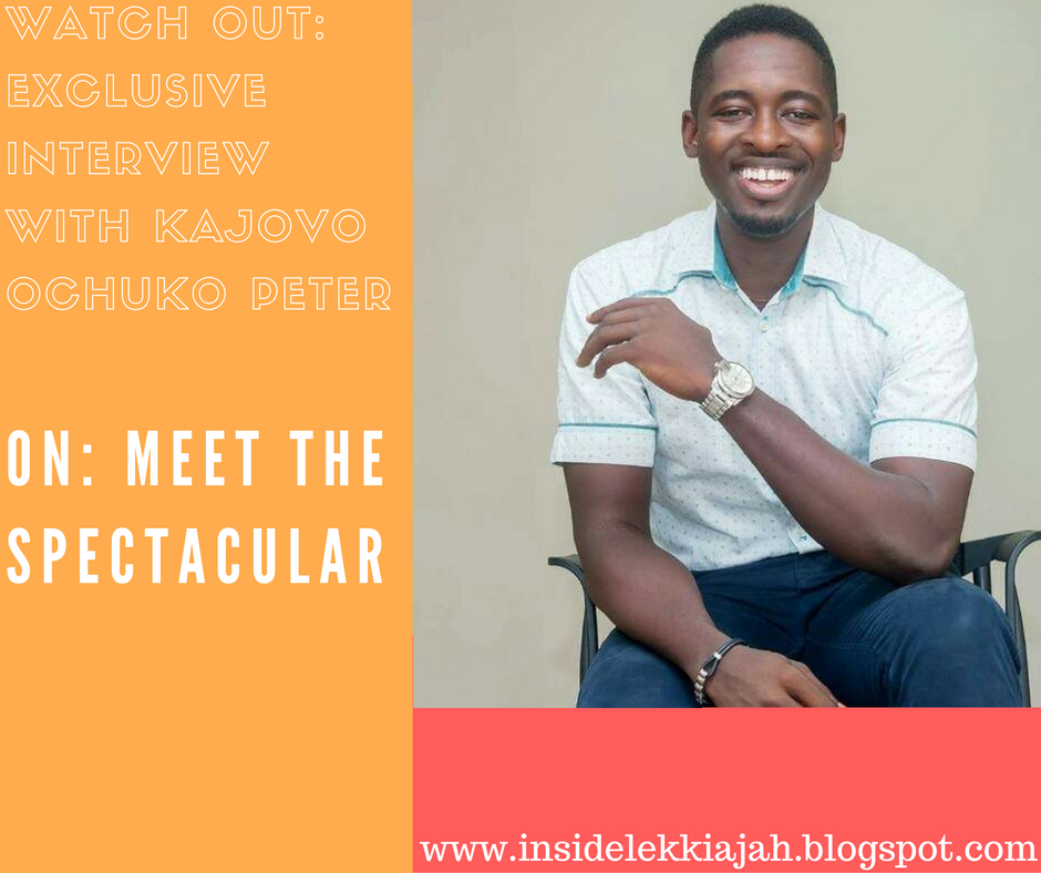Exclusive Interviews Pictures More: Inside Lekki-Ajah: Exclusive Interview With Kajovo Ochuko