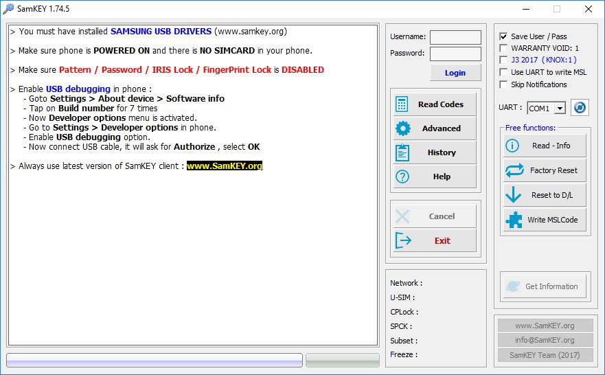 SamKEY Tool v1 74 5 Free Download - Software Crack Guru