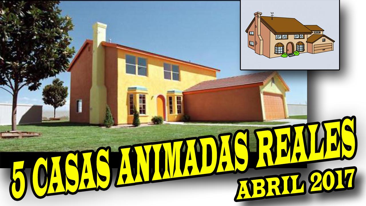 Cinco casas reales inspiradas en caricaturas nuevo for Casa online
