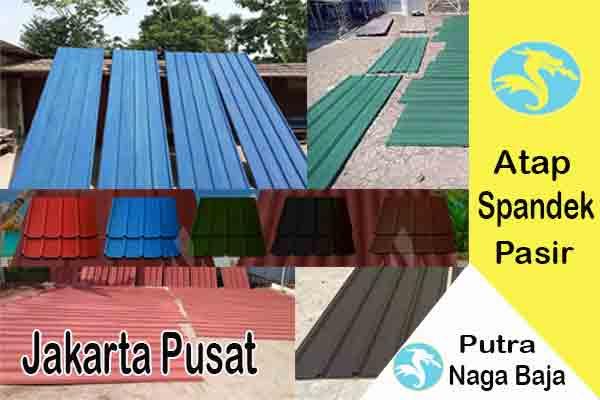 Harga Atap Spandek Pasir Jakarta Pusat