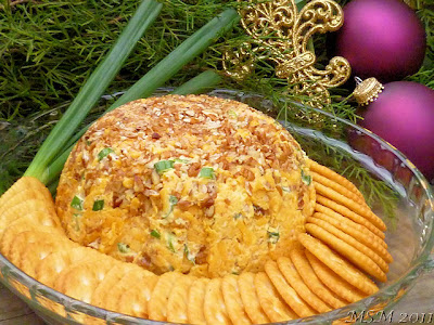 Cheese and Nut Spread