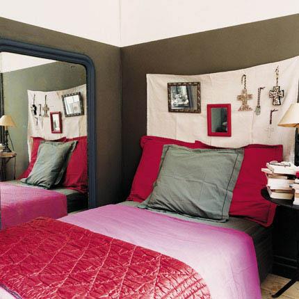 Dormitorios peque os by - Decoracion dormitorio pequeno ...