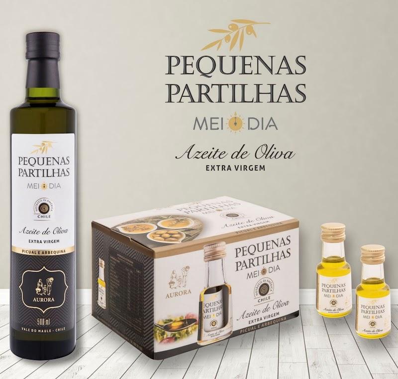 Vinícola Aurora lança azeite extra virgem chileno na linha Pequenas Partilhas Notáveis da América