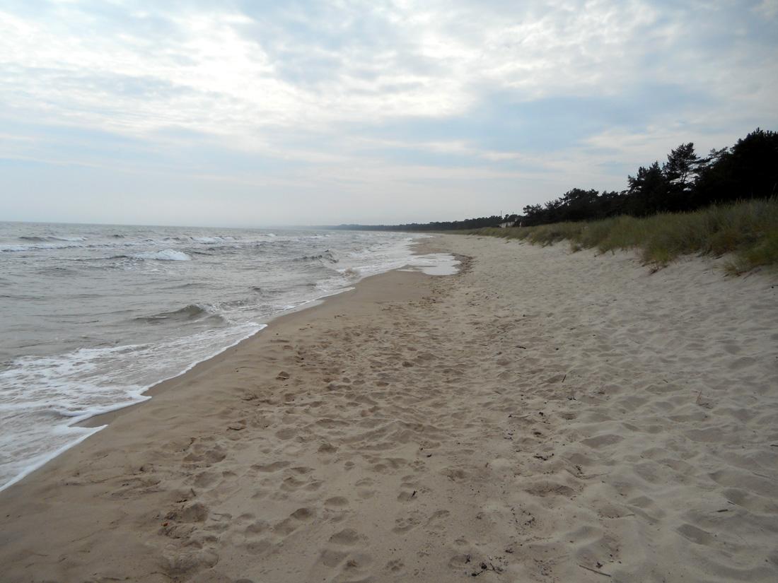 Il mare fuori Åhus.