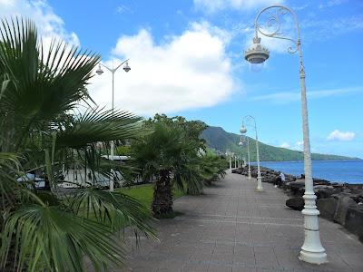 La capitale de la Guadeloupe  Basse-Terre