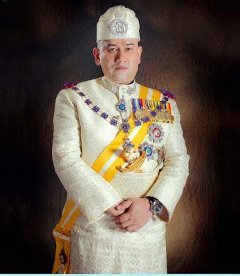 cuti umum Sultan Muhammad V