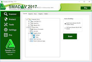 Smadav Pro Terbaru full serial number gratis