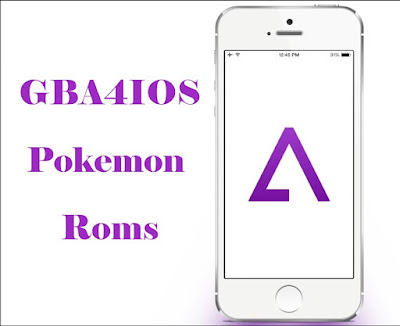 gba4ios roms pokemon