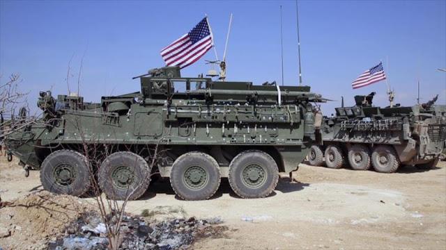 Rusia avisa: Estados Unidos quiere dividir a Siria en pedazos