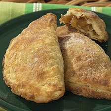 Apple-Maple Turnovers