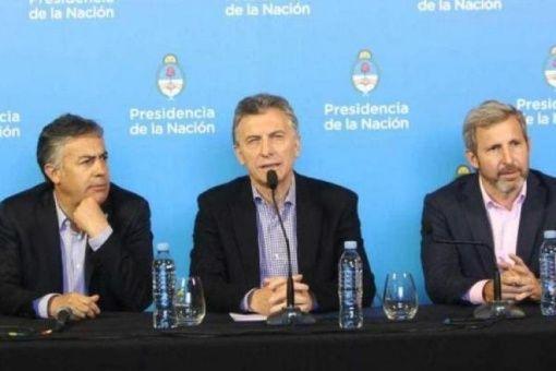 Macri espera que esta sea la última crisis de Argentina